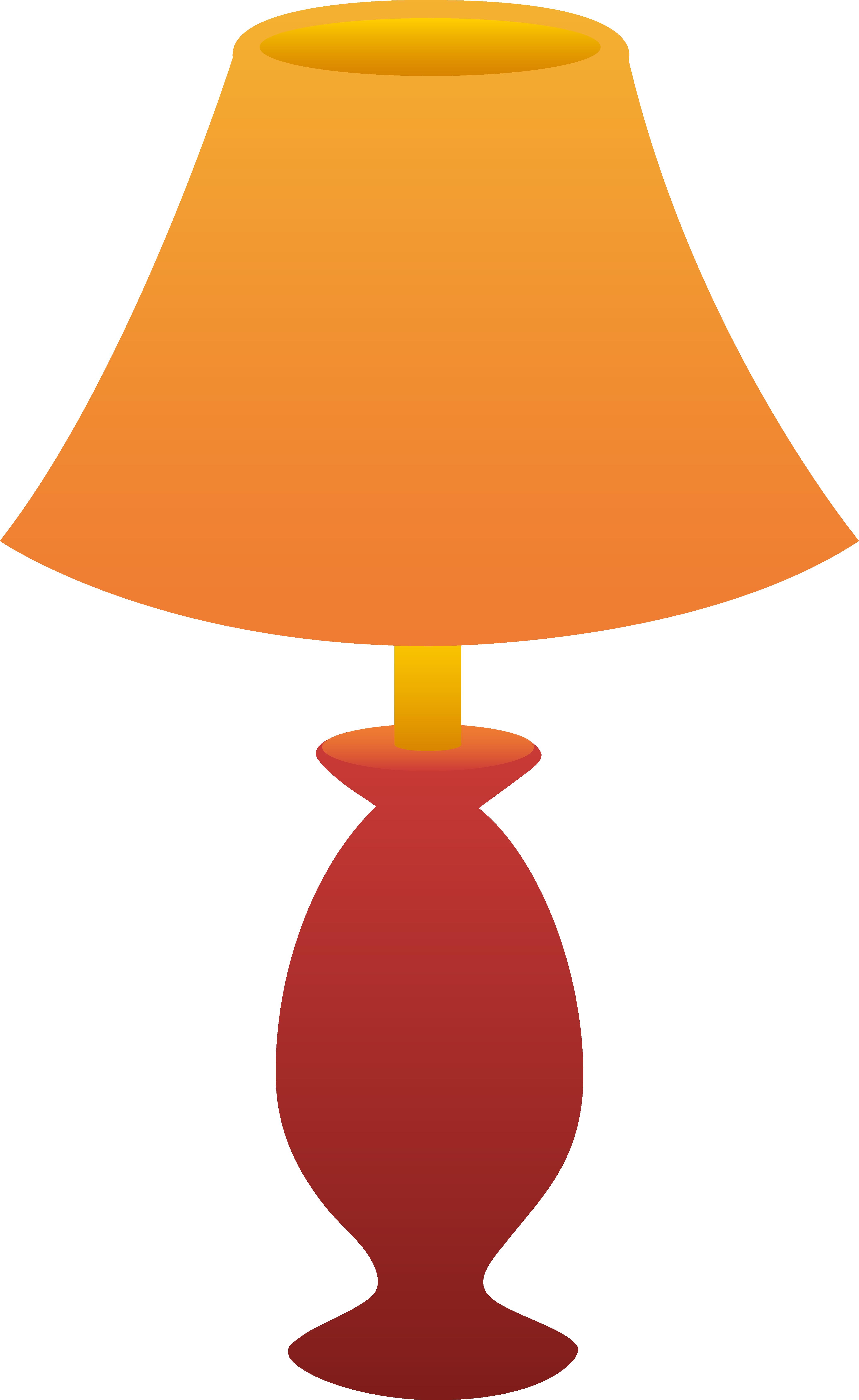 Clipart moon floor. Lamp free