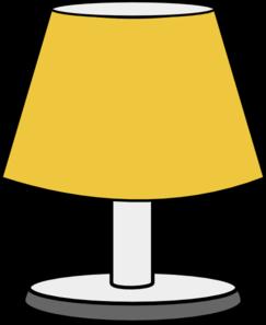 Lamp clipart. Clip art at clker