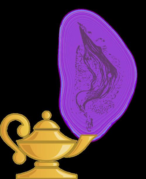 Aladdin arab arabian culture. Lamp clipart ancient lamp