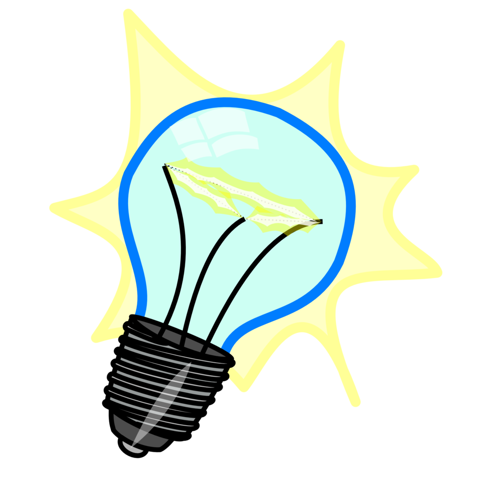 Public domain clip art. Lamp clipart artwork