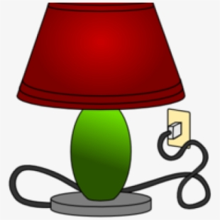 Lamps bedroom table png. Lamp clipart bed lamp