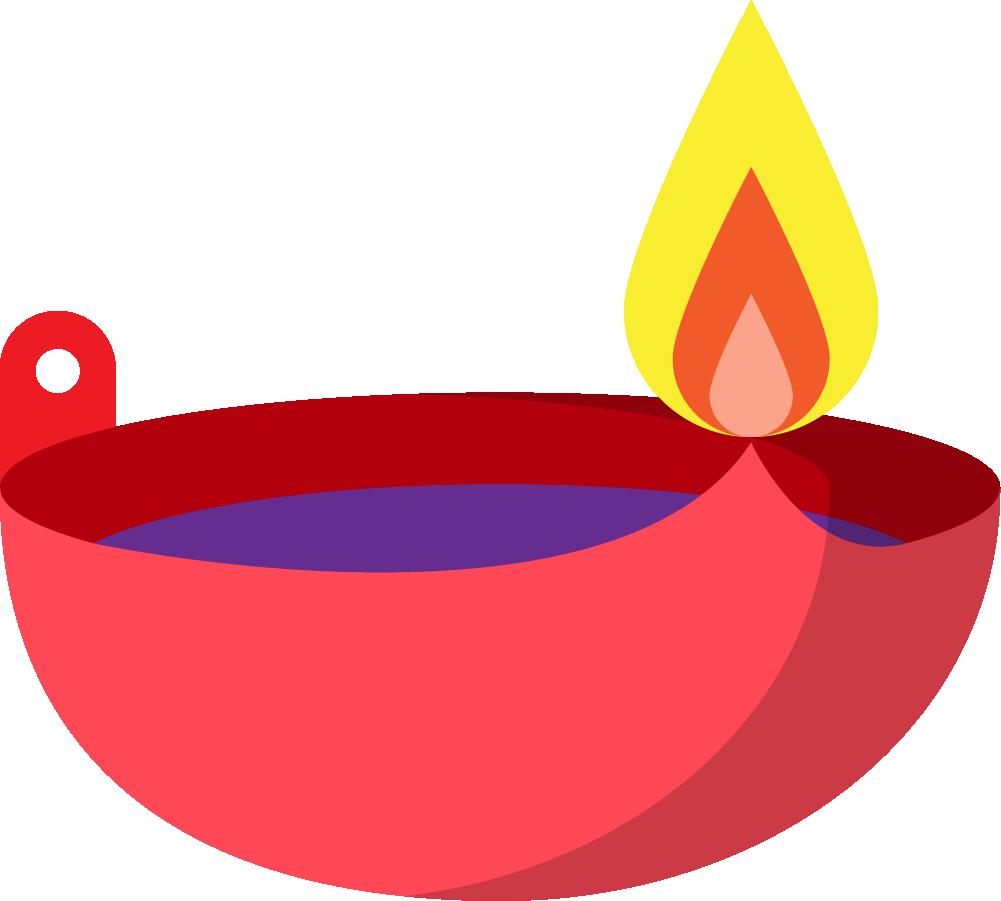 Candle cartoon clip art. Lamp clipart eid