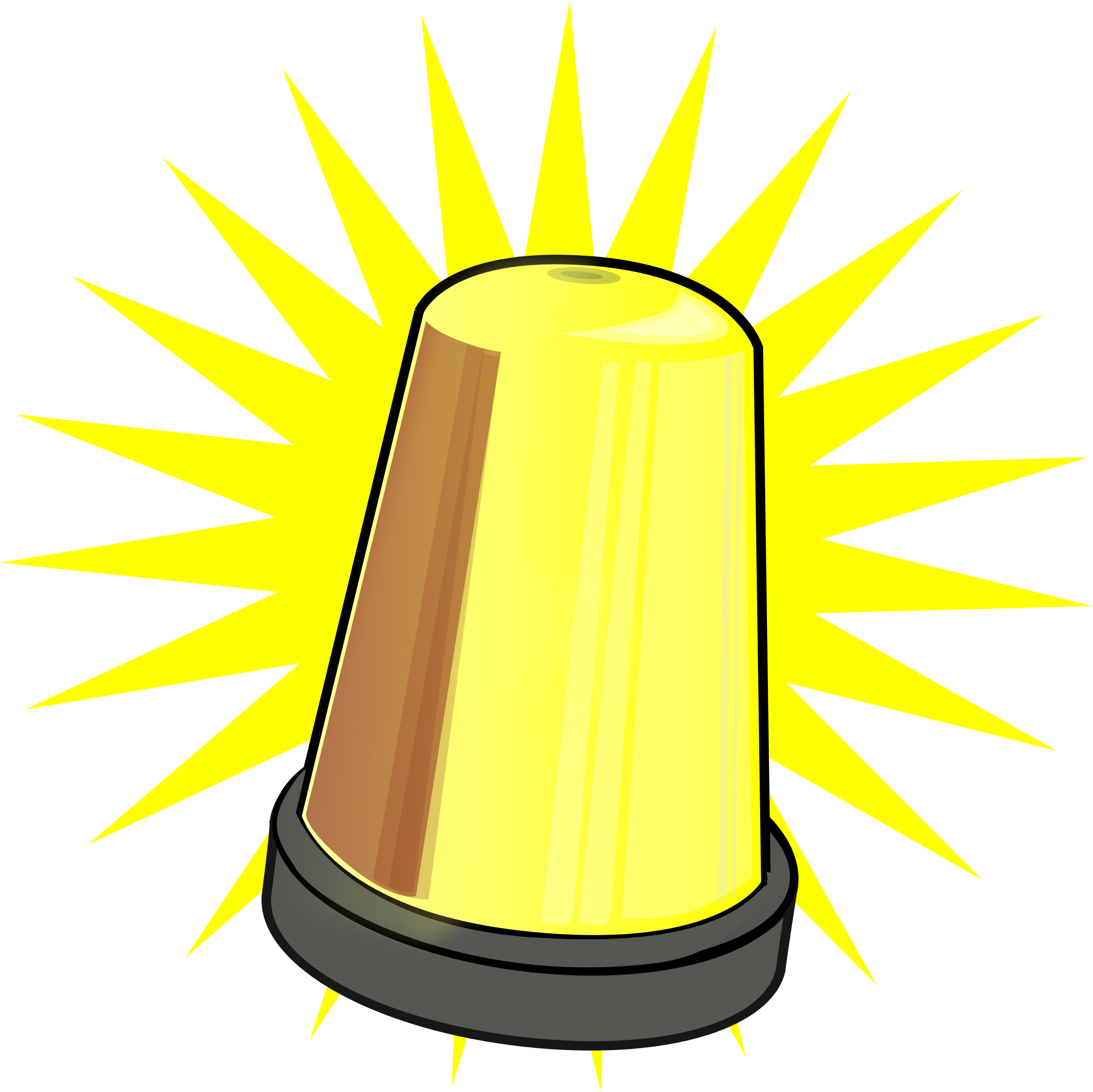 great yellow traffic. Lights clipart fire