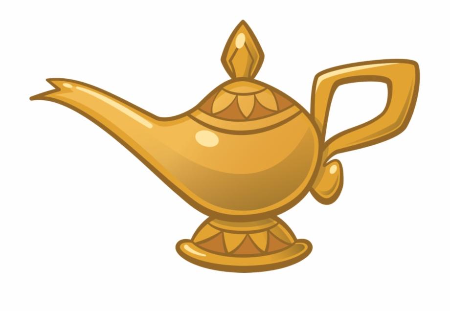 Drawing cartoon aladdin free. Lamp clipart genie bottle