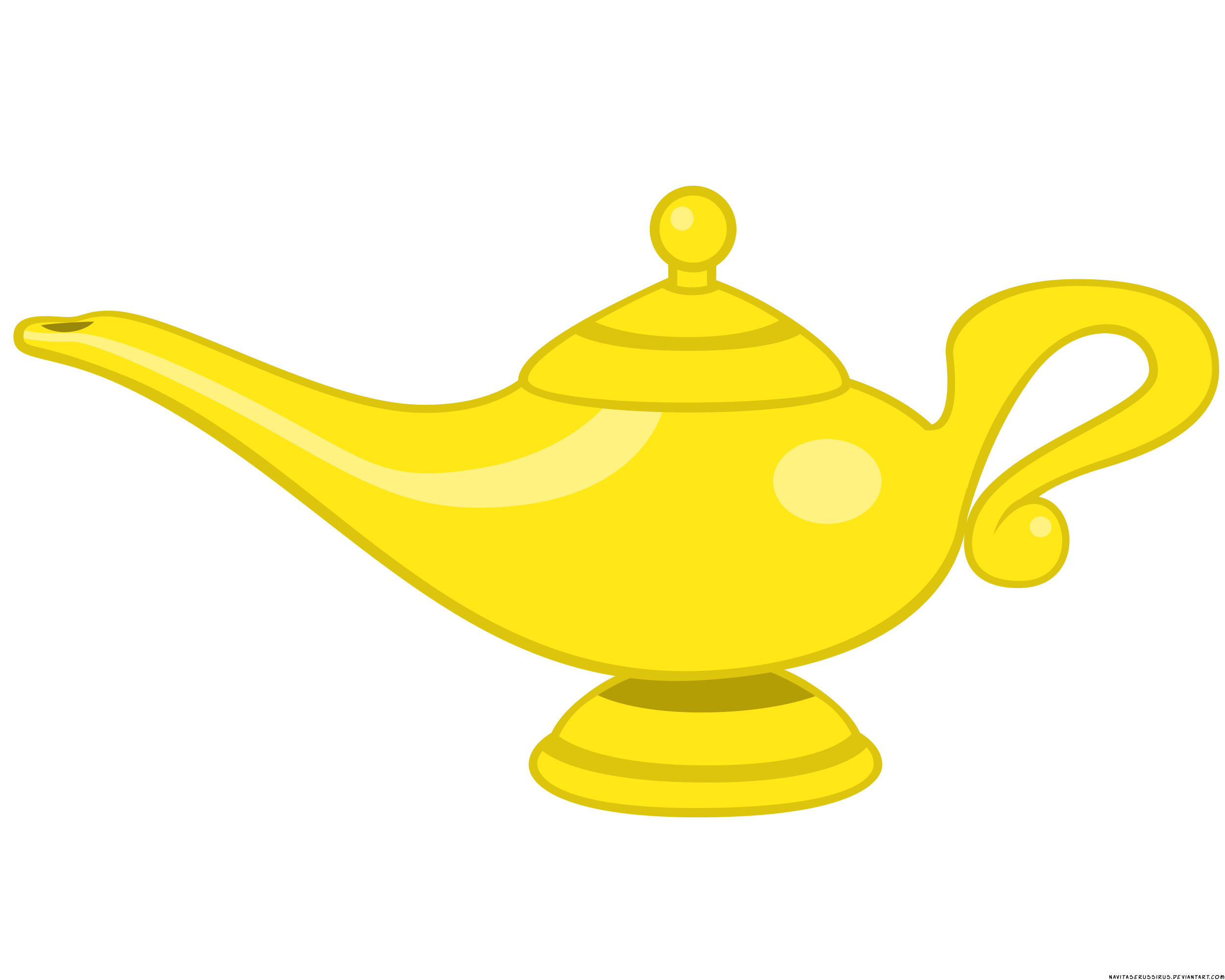 For decorations baby shower. Lamp clipart genie bottle