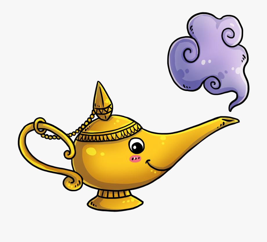 Free clip art cliparts. Lamp clipart genie bottle