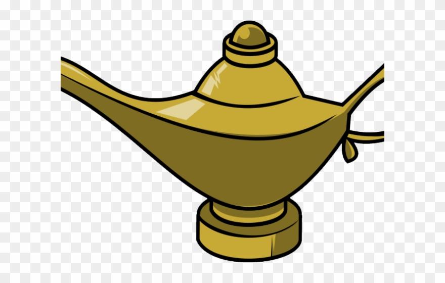 Chirag aladdin magic clip. Lamp clipart genie bottle