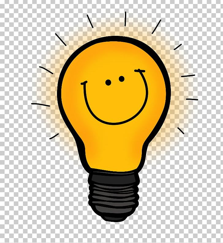 Lamp clipart happy. Incandescent light bulb led