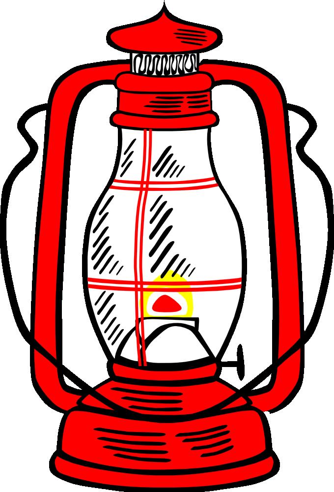 Lamp clipart hurricane lamp. Onlinelabels clip art