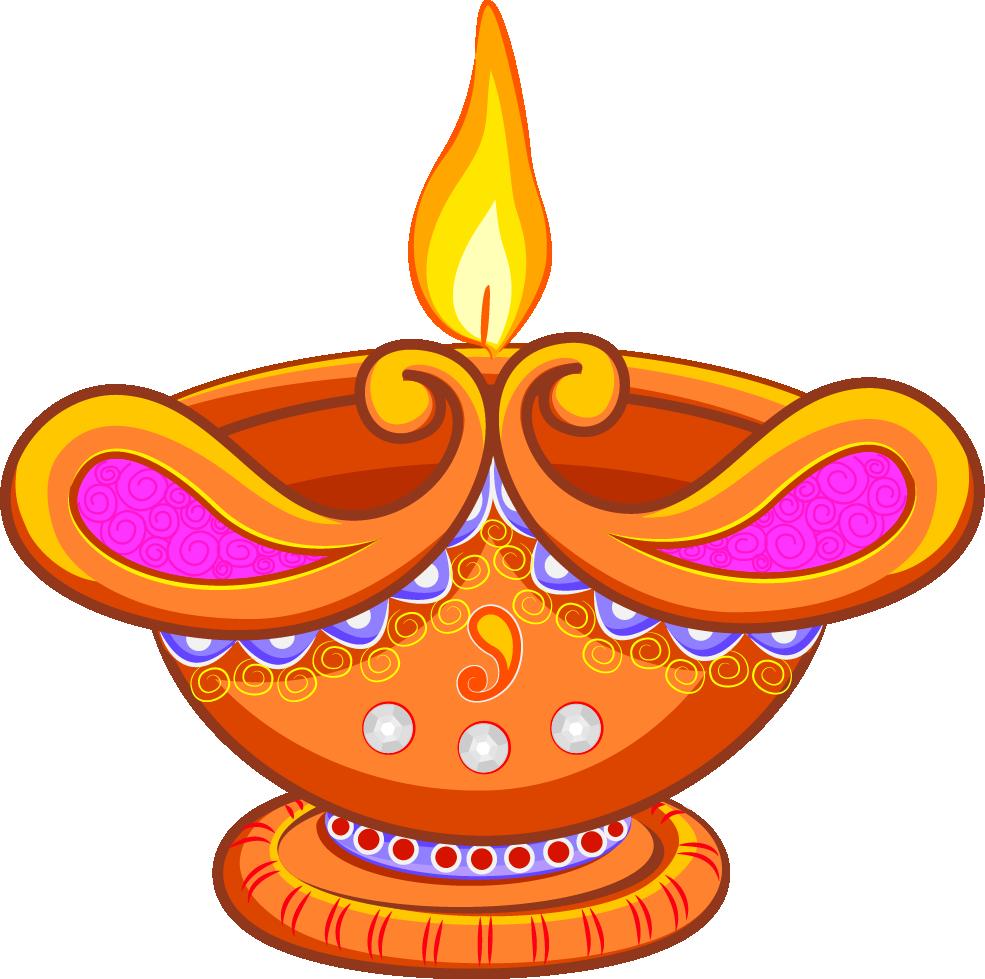 Lamp clipart indian oil. Light diwali clip art