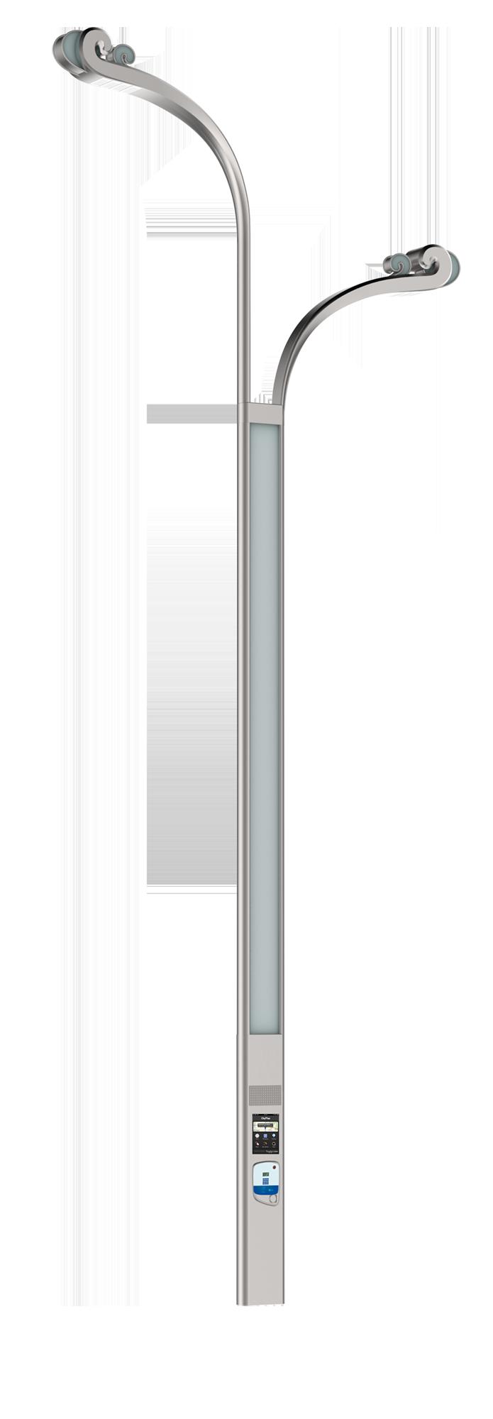 Lamp clipart intelligent. Street png top light
