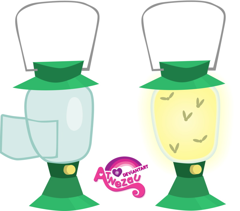 Firefly by atnezau on. Lamp clipart lantern coleman