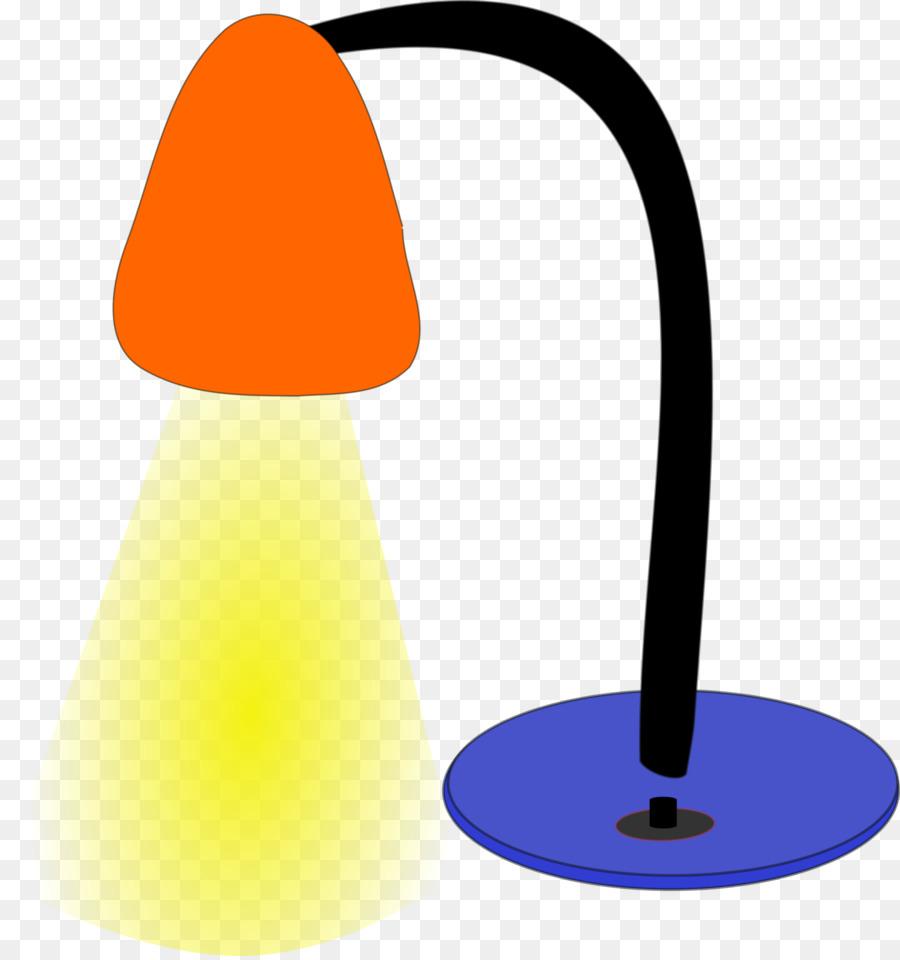 Bulb cartoon yellow . Lamp clipart light