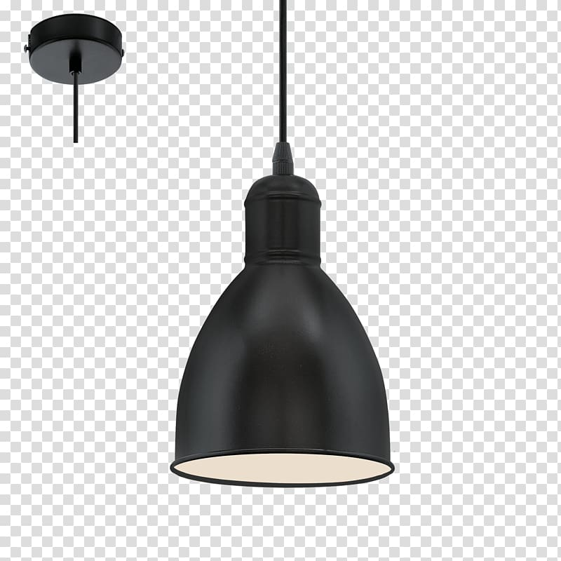 Lamp clipart lighting fixture. Black pendant light