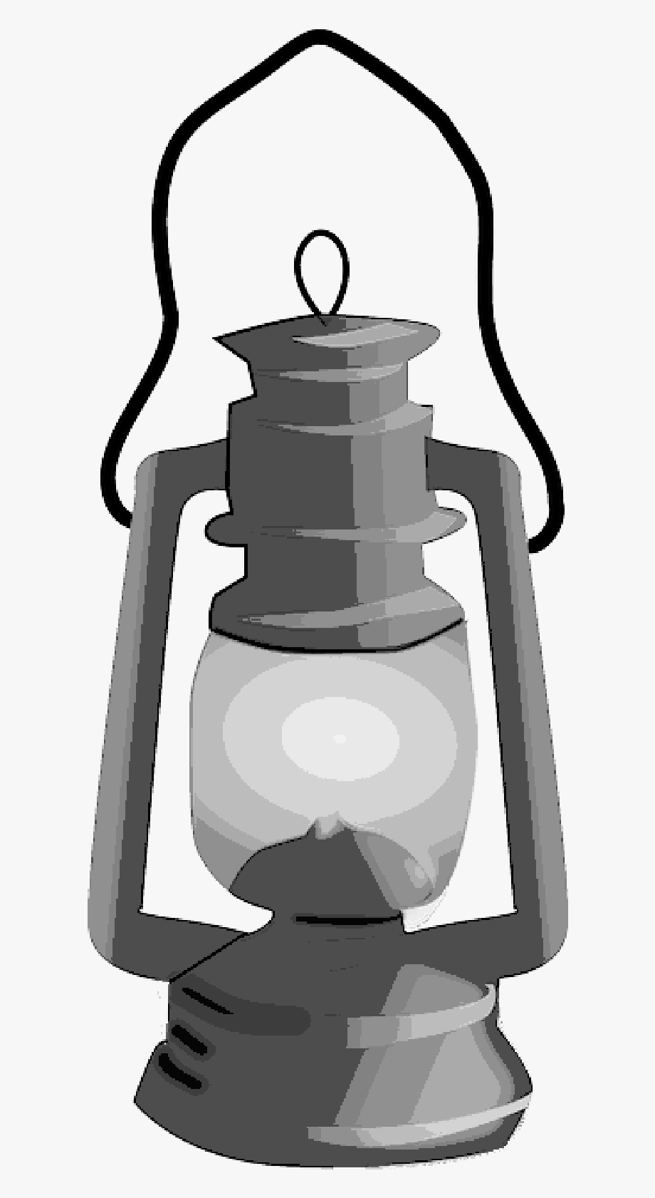 Lantern clipart paraffin lamp.