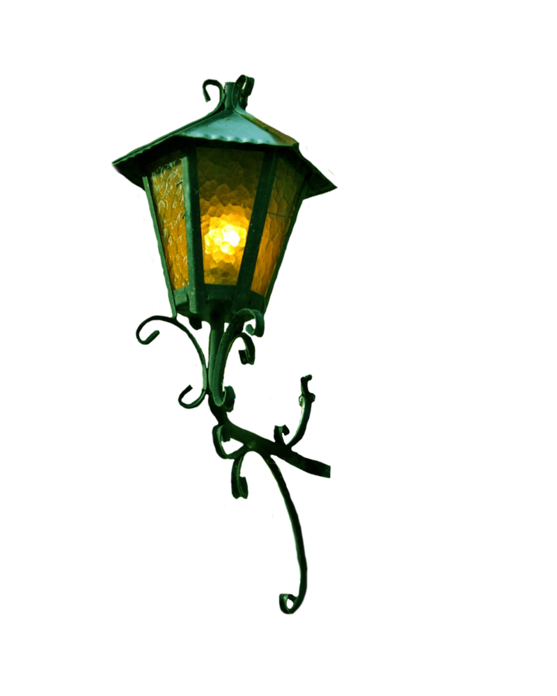 Wall png by moonglowlilly. Lamp clipart park light
