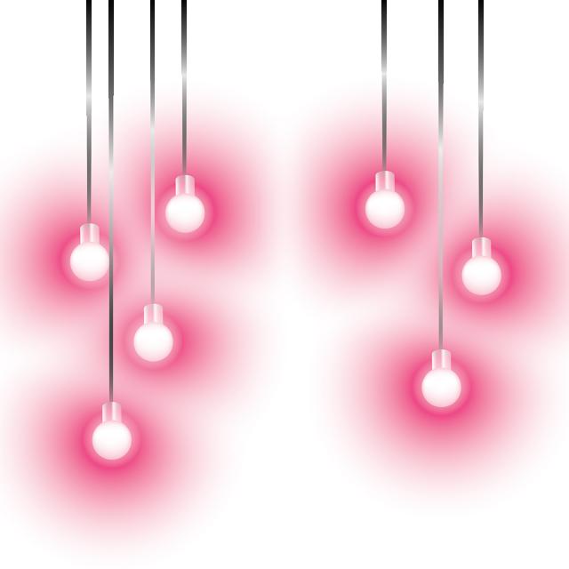 Lamp clipart pink lamp. Lights illustration light grunge