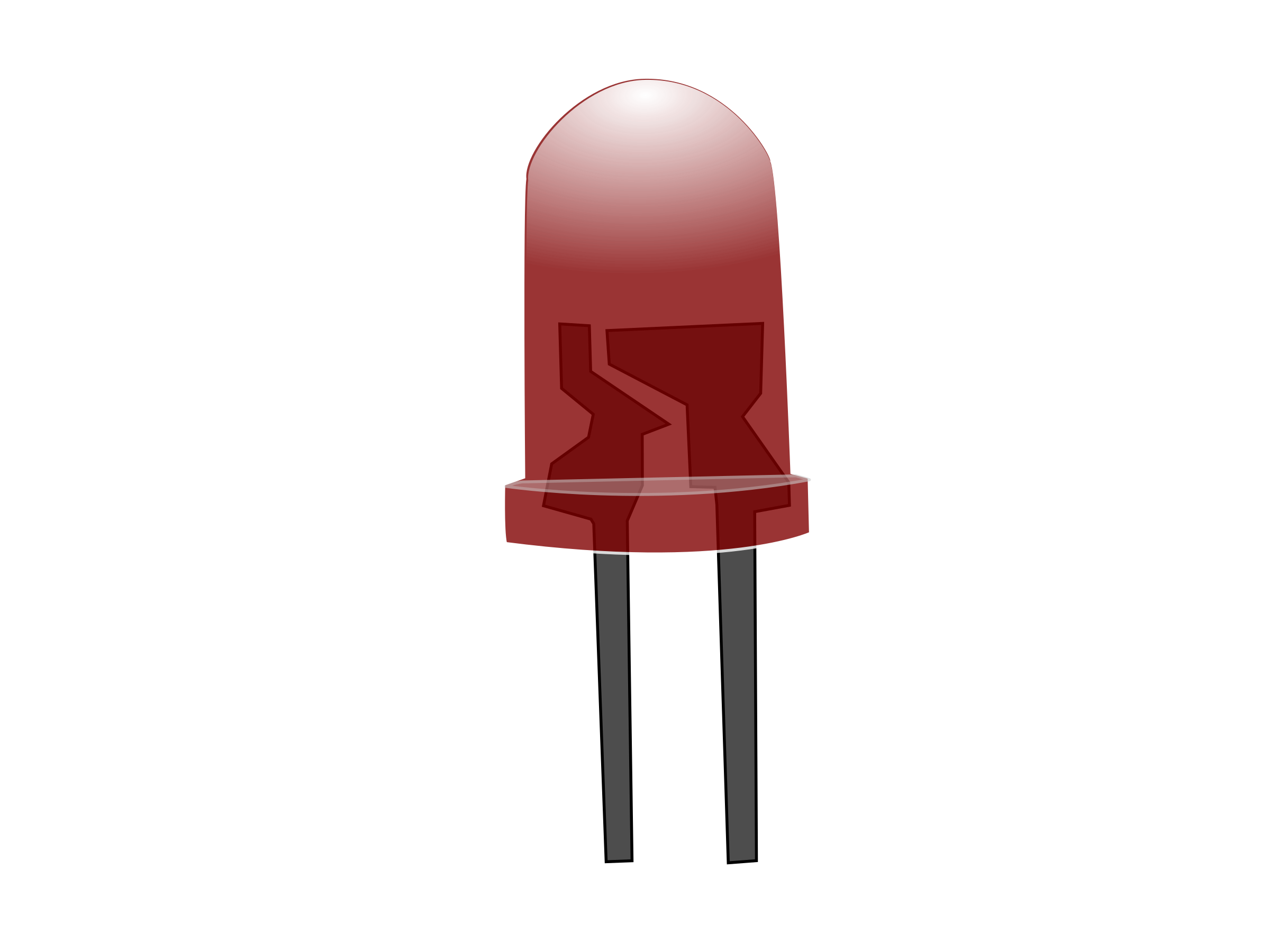 Lamp clipart red lamp. Led off big image