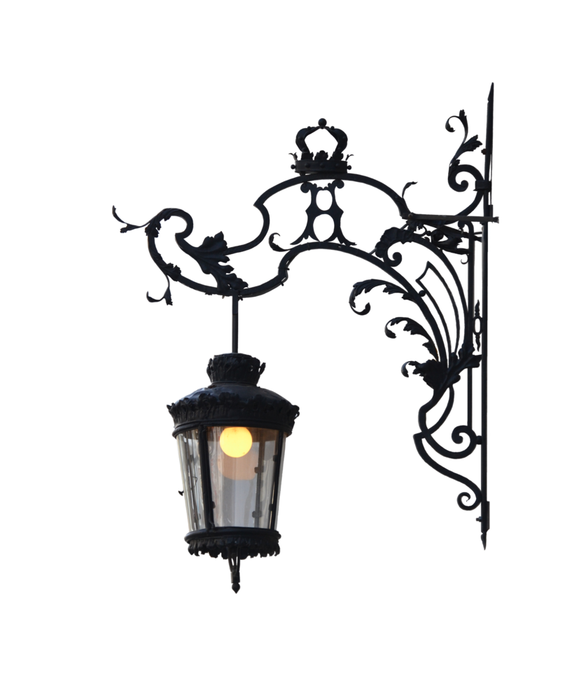 Lamp clipart street lamp. Hanging png by frankandcarystock