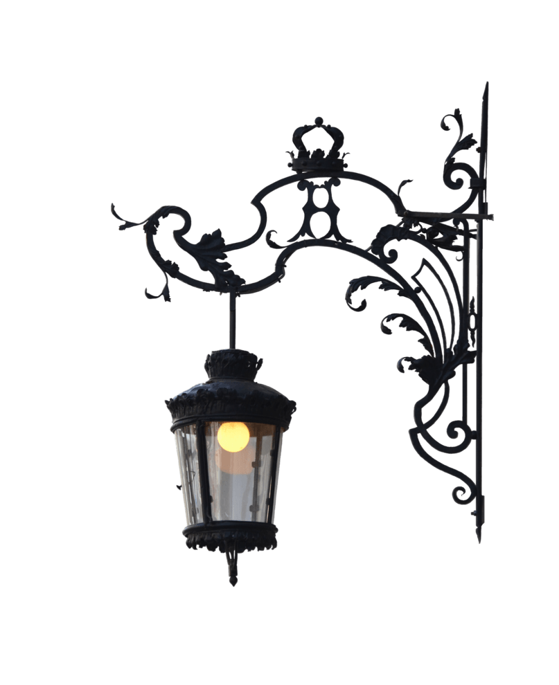 Street transparent png stickpng. Lamp clipart wall lamp