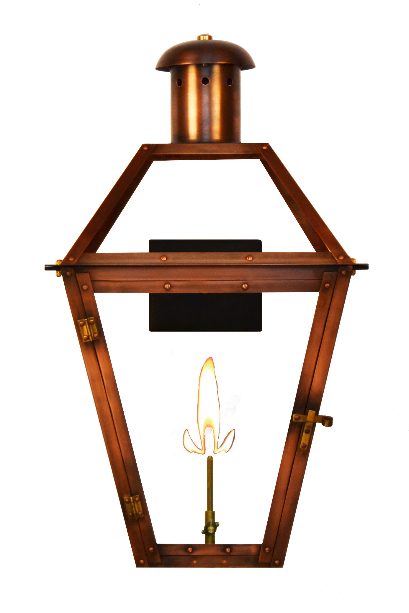 Georgetown gas or electric. Lamp clipart wall lamp