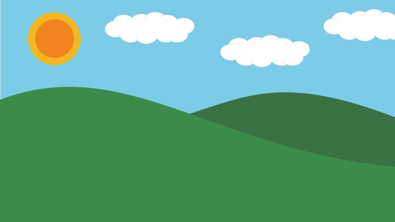 Sunny clipart field background. Free open land cliparts