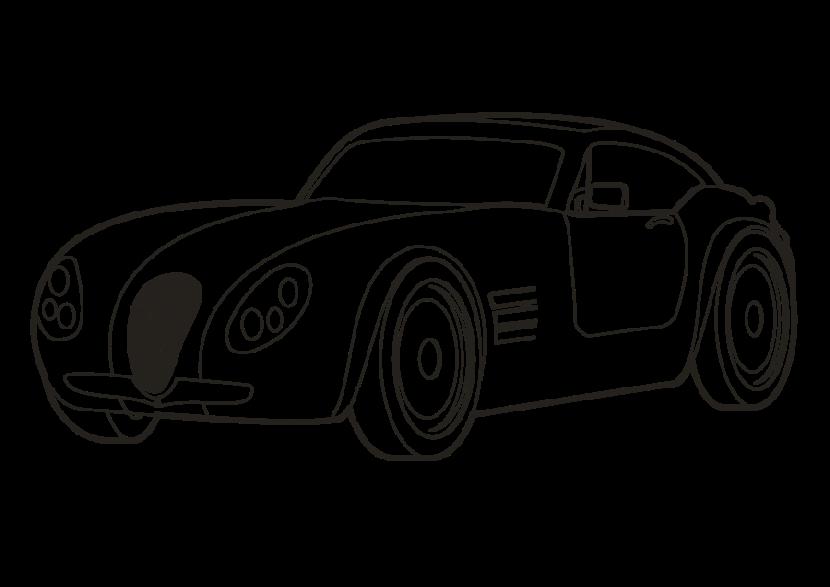 Car clipartion com clip. Land clipart black and white
