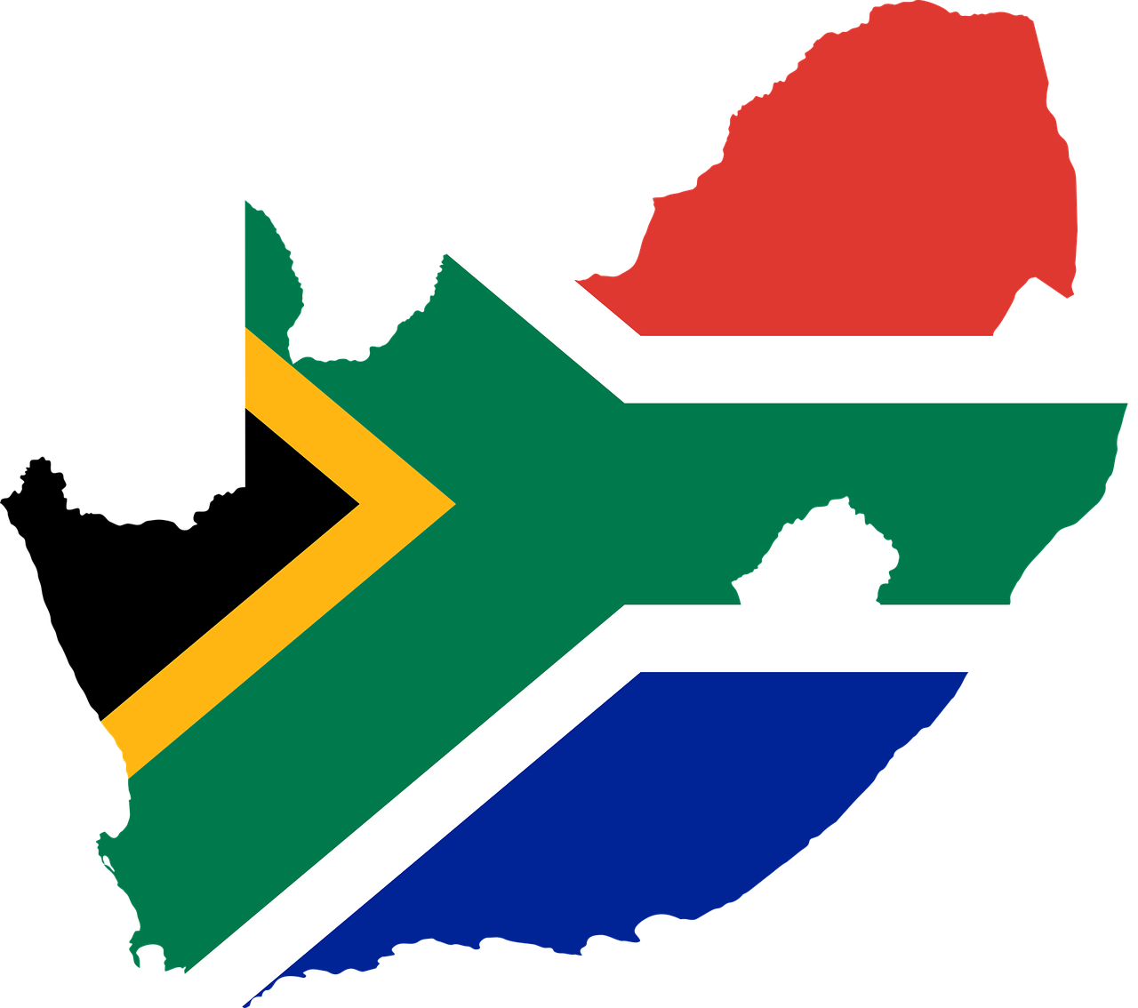 Land clipart country land. South africa s anc