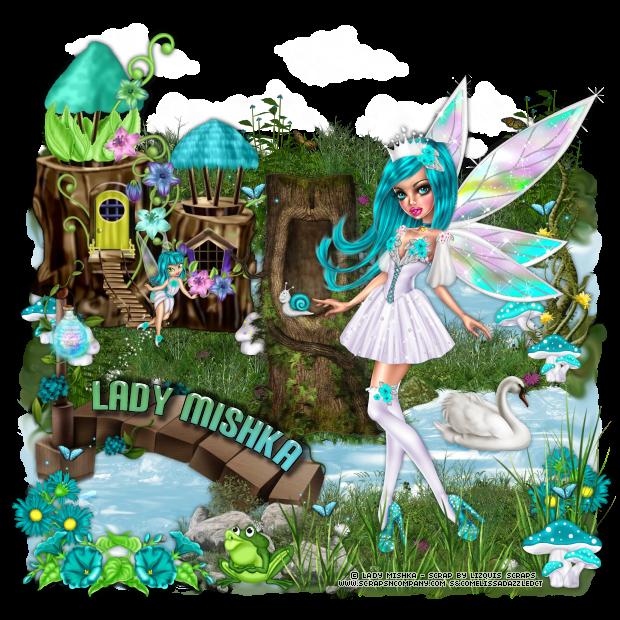 Land clipart fairy land. Unique styles ptu paint