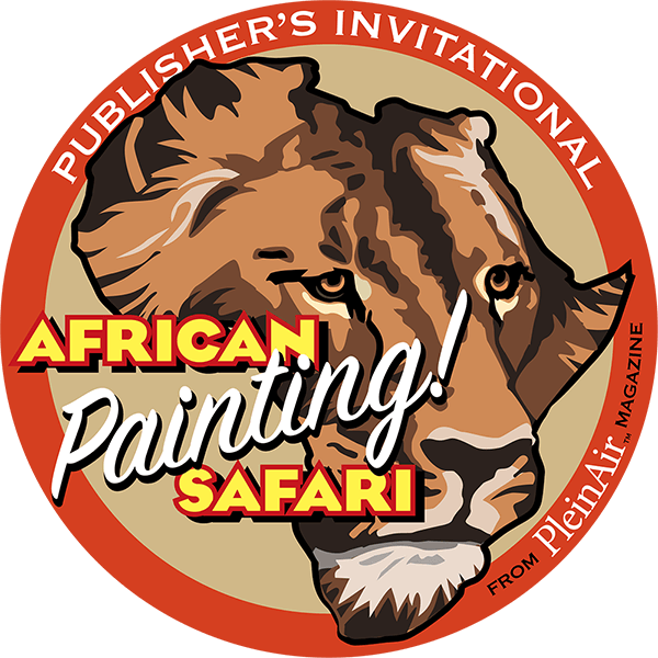 Paint south africa tour. Painter clipart animal painting