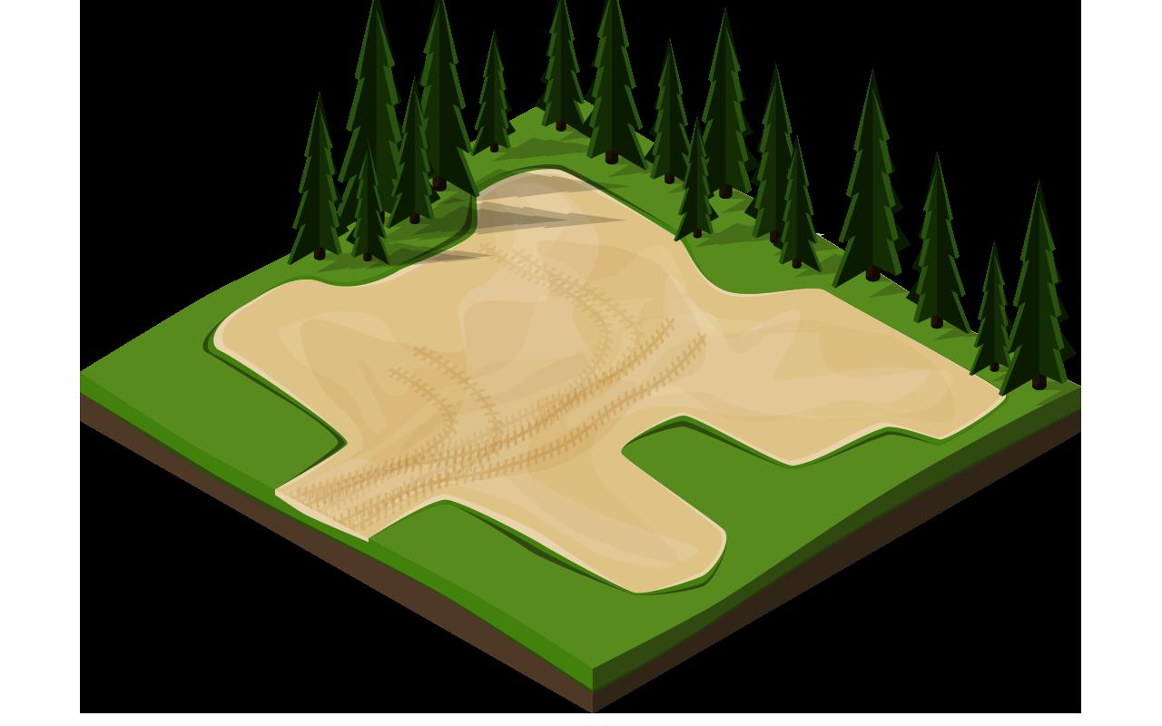 Land clipart grassland biome. Waste pond closures zealous
