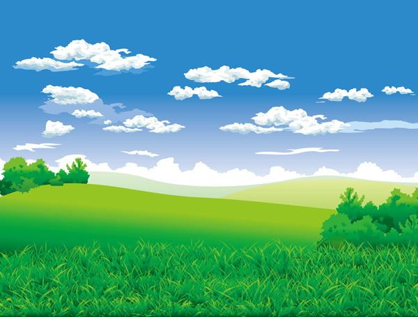 Land clipart grassland biome.  clipartlook