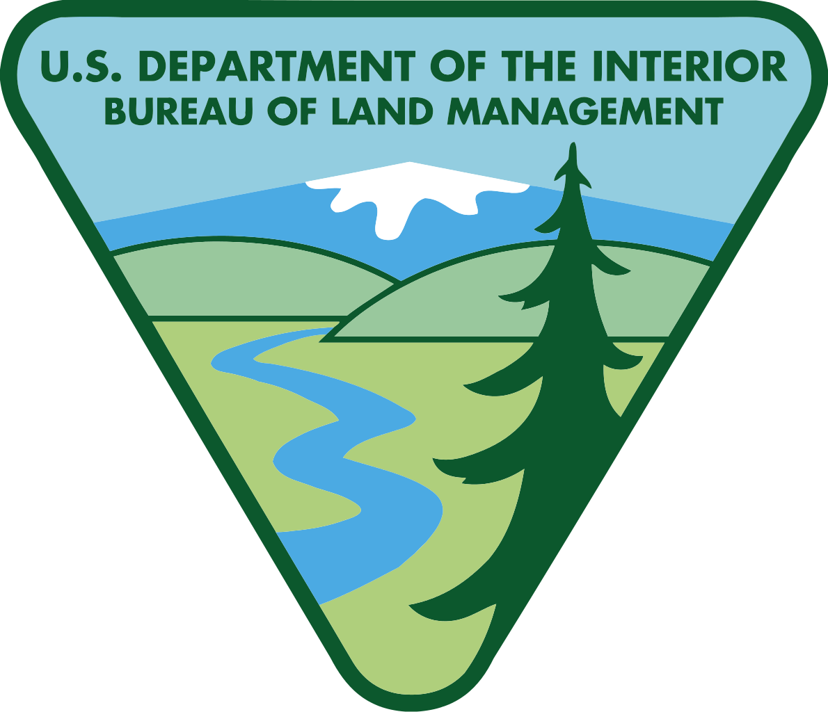 Land clipart land ownership. Blm increases mineral cost