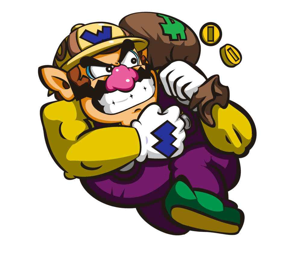 Land clipart land ownership. Wario from by bluejackg