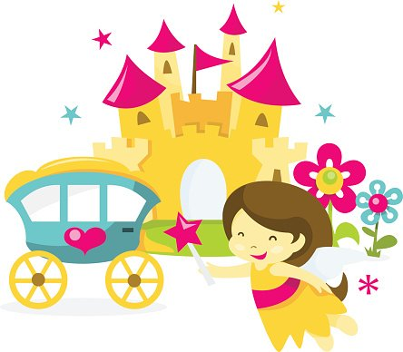 Fairytale premium clipartlogo com. Trail clipart magical land