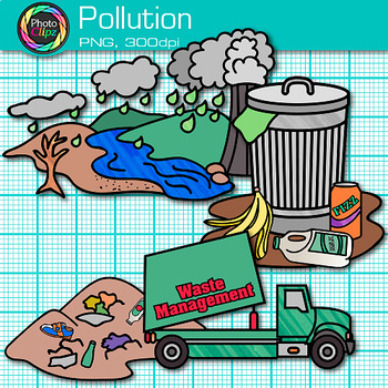 Pollution clipart land pollution. Clip art earth conservation