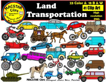 Personal commercial use . Transportation clipart land clip art