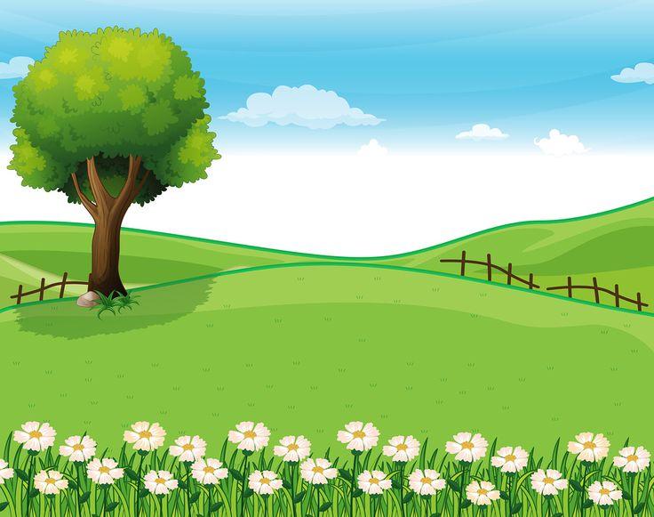 Landscape clipart. Free nature cliparts download