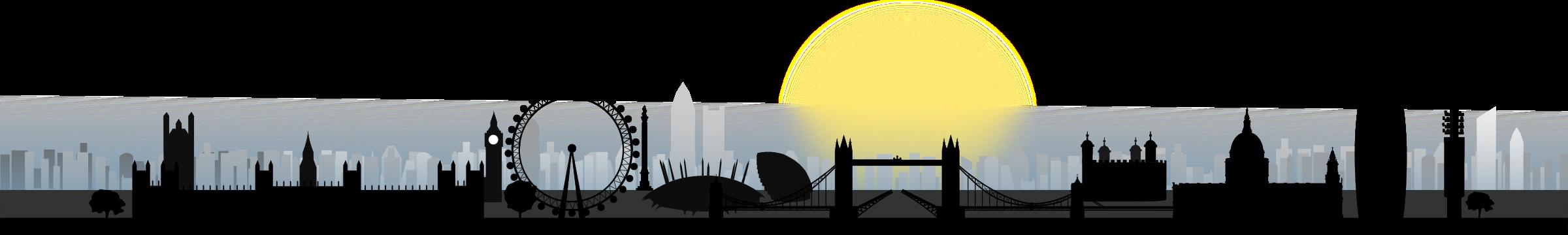london clipart landscape london