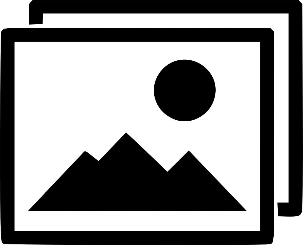 Moon mountains multiple graph. Landscape clipart sun mountain