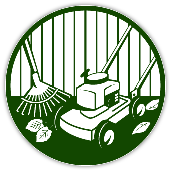Lawn care clip art. Landscaping clipart