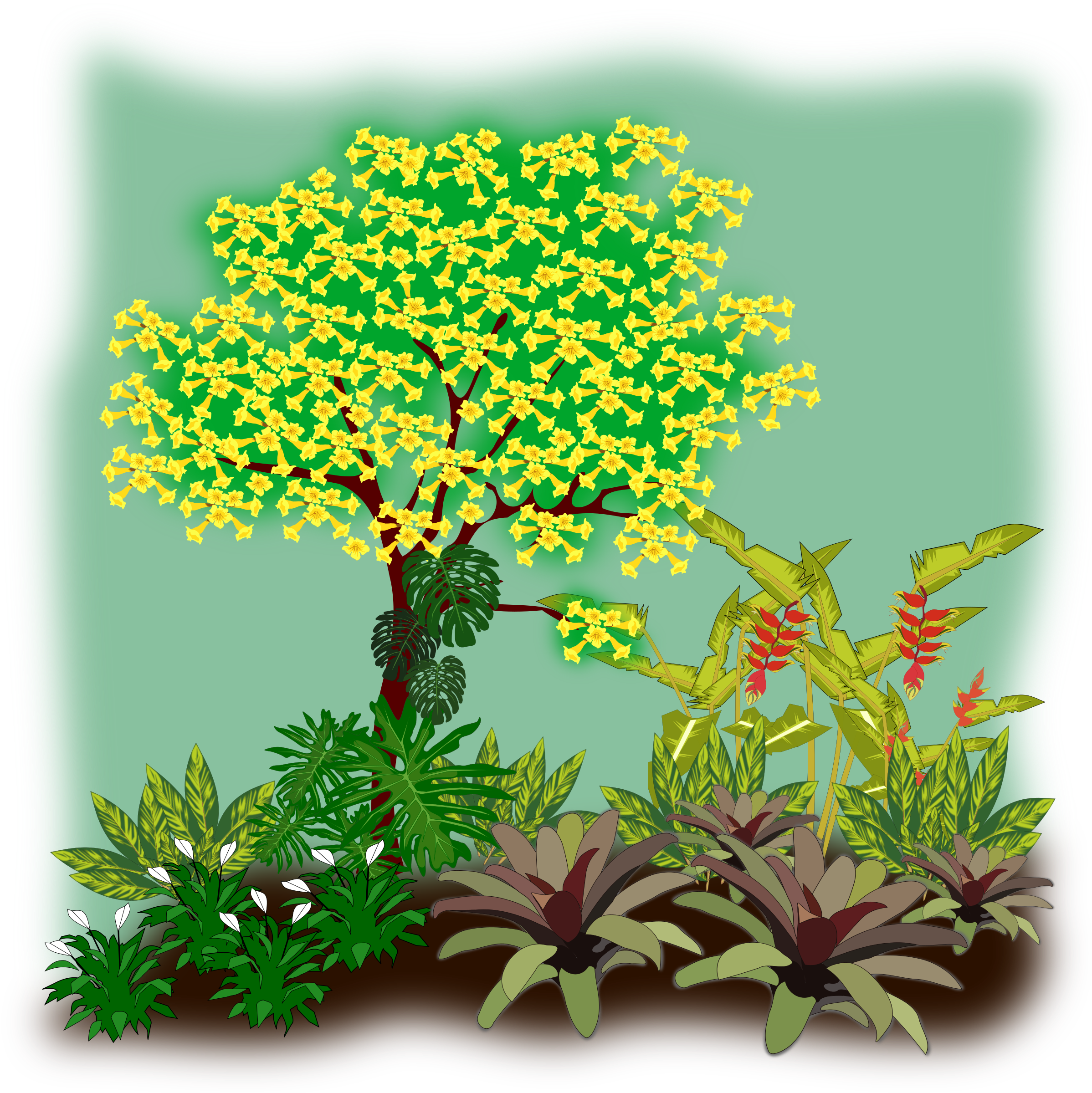 Big image png. Landscaping clipart