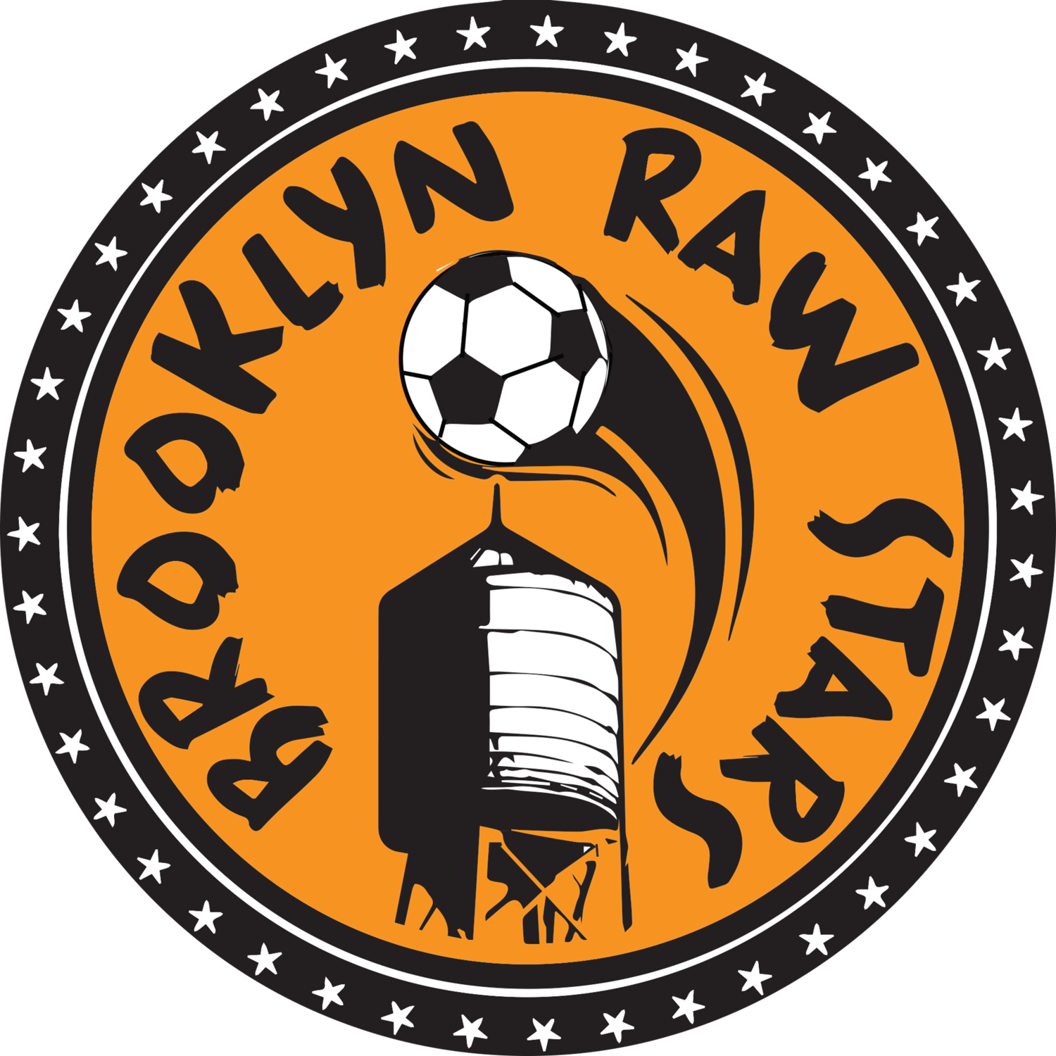 Brooklyn raw stars soccer. Motivation clipart football practice