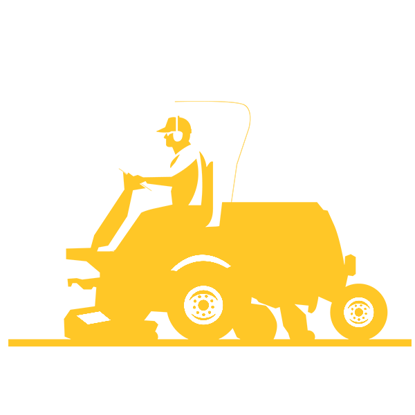 Mowing grounds maintenance