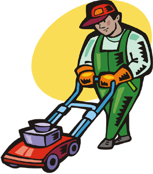 Landscaping clipart yard maintenance. Free lawn pictures download
