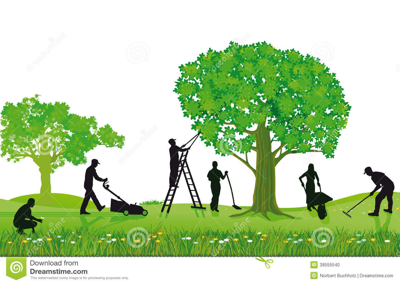 Panda free images info. Landscaping clipart