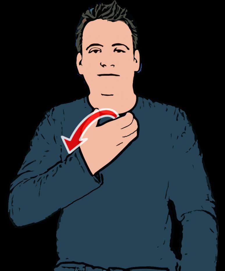 Language clipart asl interpreter. British sign dictionary apple