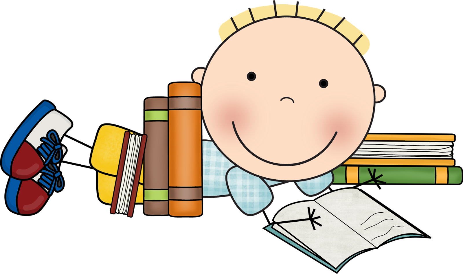 Learn with me and. News clipart non fiction