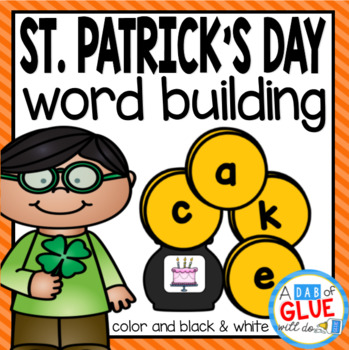 St patrick s day. Language clipart building word