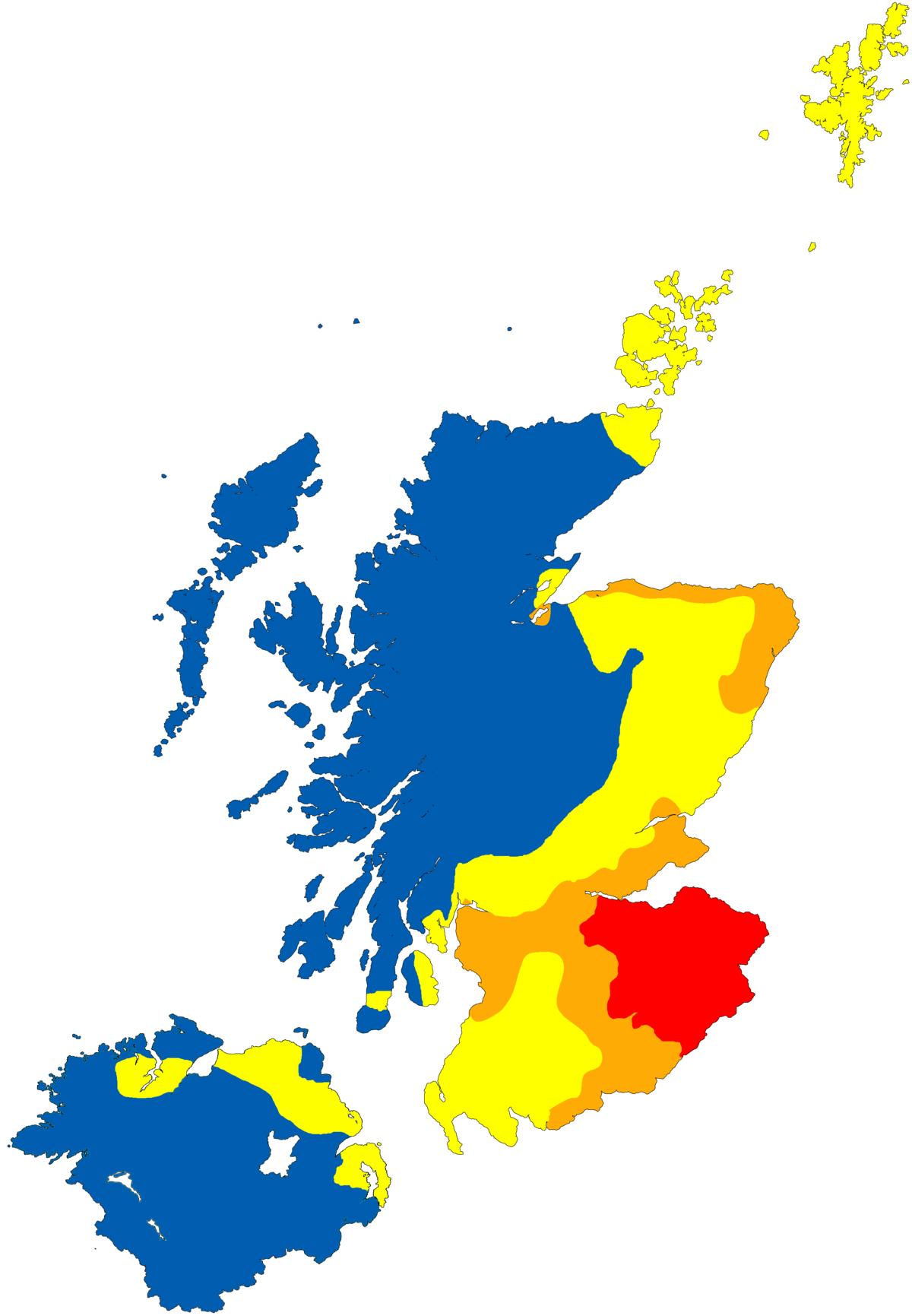 Language clipart dialect. History of the scots